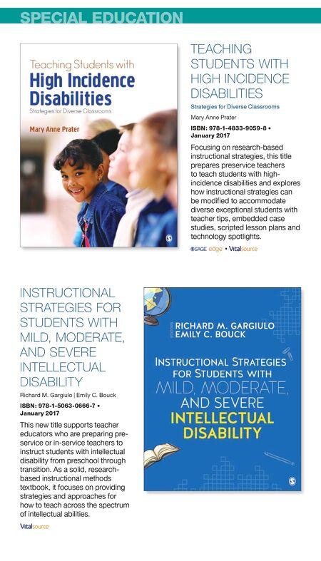 Sage Education Fall 2017