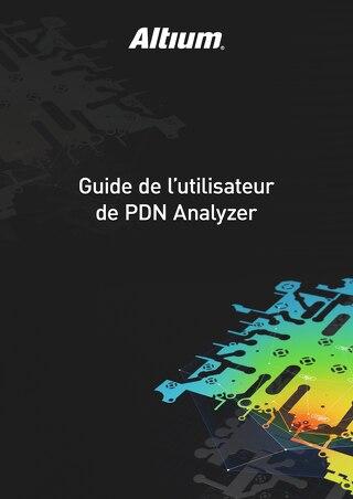 GUIDE DE L'UTILISATEUR DE PDN ANALYZER