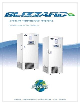 [Brochure] Blizzard Ultralow Temperature Freezer (ULT) Brochure