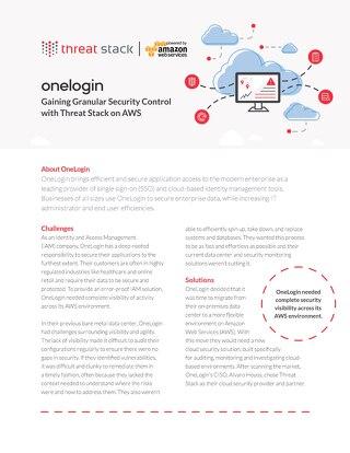 OneLogin Case Study