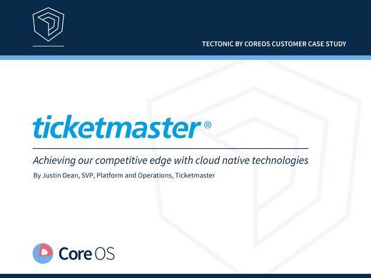Ticketmaster Customer Case Study