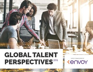 2016 Global Talent Perspectives Report