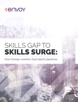 Report: Skills Gap to Skills Surge