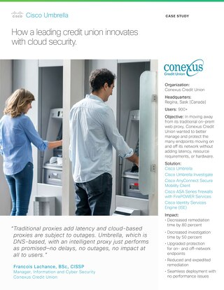 Conexus Credit Union Customer Story