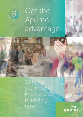 Get the Aprimo Advantage Brochure