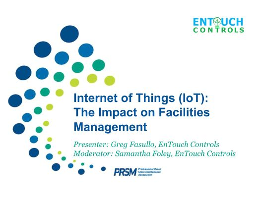 PRSM IOT PITCH