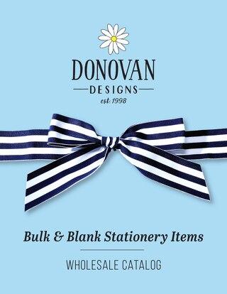 Blank & Bulk Stationery