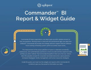 Commander BI Workplace Reports