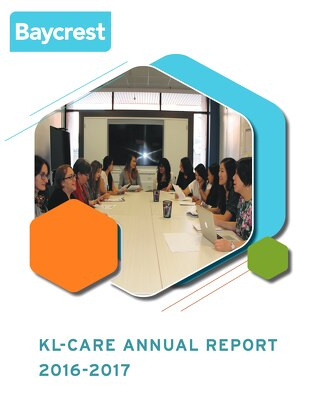 KL-CARE Annual Report 2016-2017