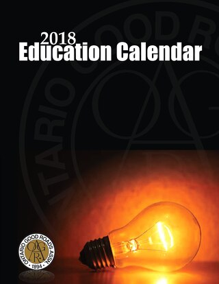 2018 Education Calendar v3_WEB