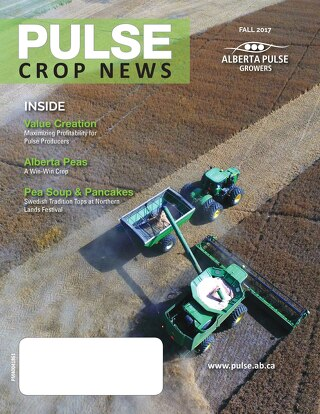 Pulse Crop News Fall 2017