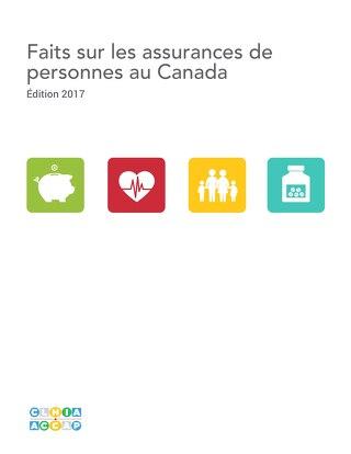Faits sur les assurances de personnes au Canada, 2017