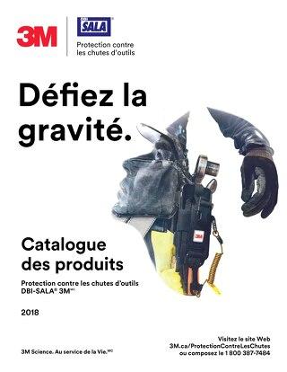 Protection contre les chutes d'outils 2018