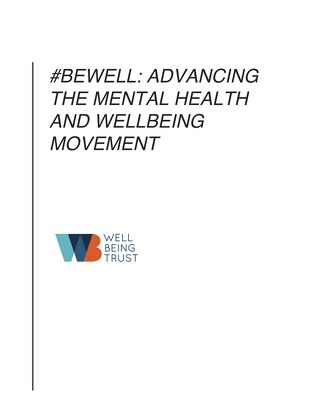 #BeWell social movement_Flipbook