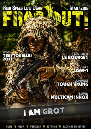 Frag Out! Magazine #17 PL
