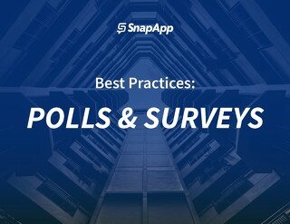 Creating Polls Best Practices