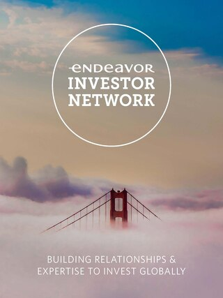 West - Endeavor Investor Network Membership