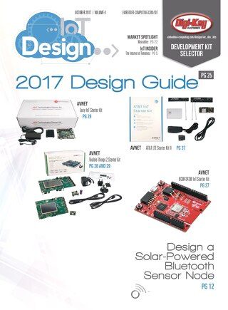 IoT Design Guide - October 2017