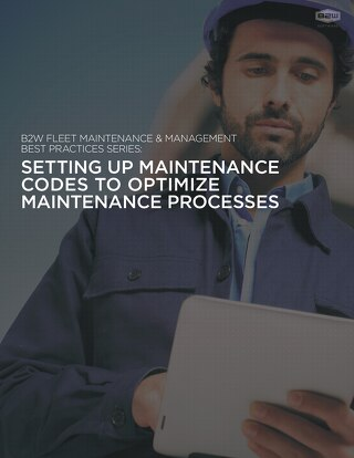 B2W Maintenance Best Practices 2