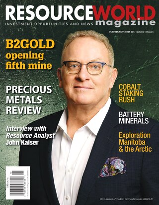 Resource World - October-November 2017 - Vol 15 Issue 6
