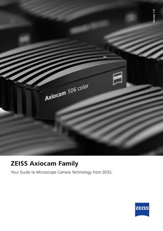 ZEISS Axiocam Family Brochure