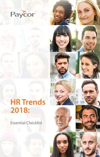 2018 HR Trends Checklist