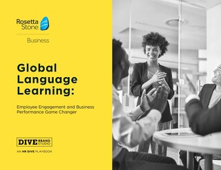 The Playbook to Driving Employee Engagement with Language Learning