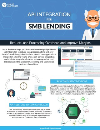 API Integration for SMB Lending