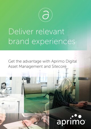 Deliver Relevant Brand Experiences – DAM & Sitecore Connector