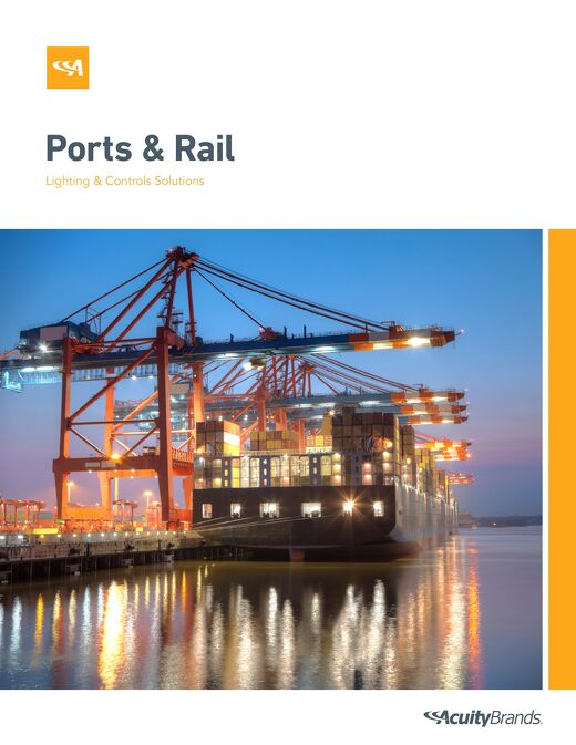 Ports and Rail Solutions Guide