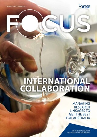 Focus 204: International collaboration: Managing research linkages to get the best for Australia