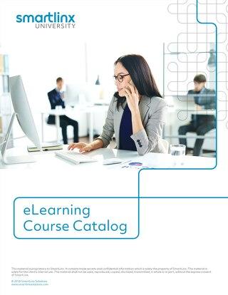 SmartLinx University eLearning Course Catalog