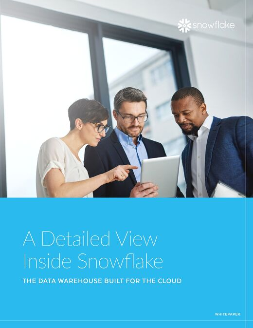 A Detailed View Inside Snowflake