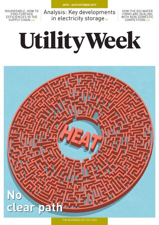 Utility Week 20th October 2017