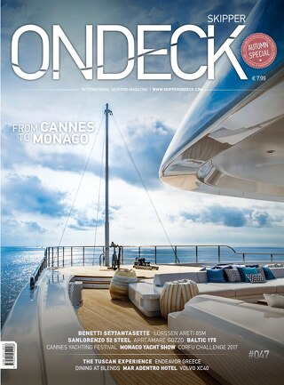 Skipper ONDECK #047 | AUTUMN ISSUE