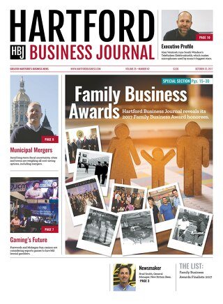 Family Business Awards — October 23, 2017