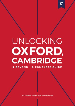 Unlocking Cambridge, Oxford & Beyond - Crimson Education