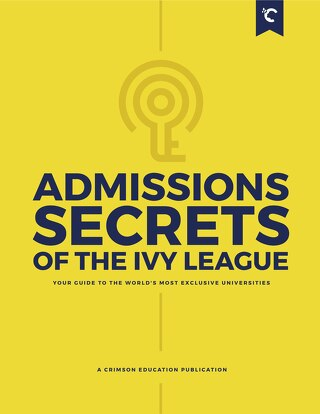 Admission Secrets of the Ivy League - Crimson Education
