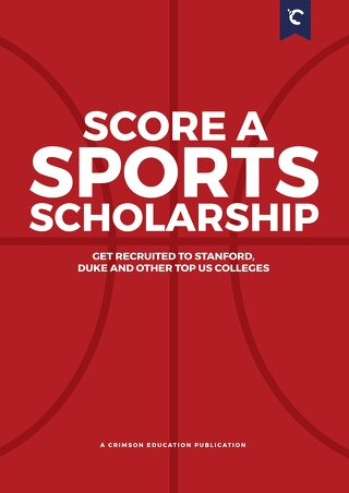 Score a Sports Scholarship eBook - Crimson Education
