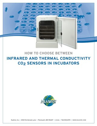 [White Paper] How to Choose Between Infrared and Thermal conductivity CO2 Sensors in Incubators
