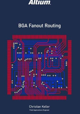 BGA Fanout Routing