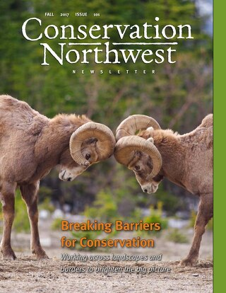 Fall 2017 Conservation Northwest Newsletter