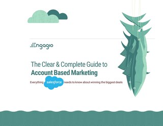 The Clear and Complete Guide to Account Based Marketing for Salesforce