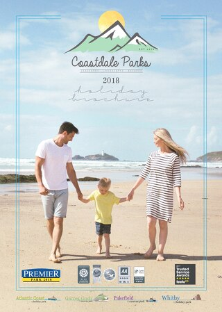 Coastdale Parks 2018 Holiday Brochure