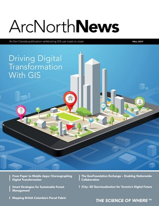 Volume 20 No. 2 - Driving Digital Transformation with GIS