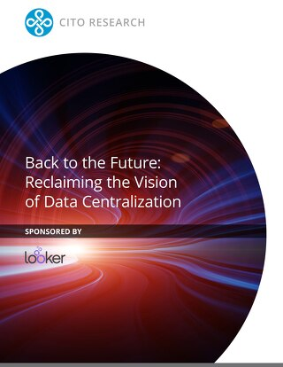 Back to the Future: Reclaiming the Vision of Data Centralization