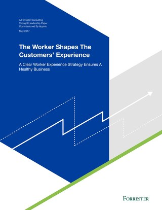 Forrester: The Worker Shapes The Customers' Experience