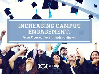 Increasing Campus Engagement: From Prospective Students to Alumni