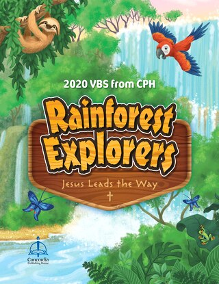 Rainforest Explorers Catalog