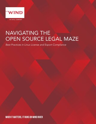 Navigating the Open Source Legal Maze
